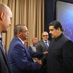 #Imágenes | Pdte. NicolasMaduro junto a gobernador...