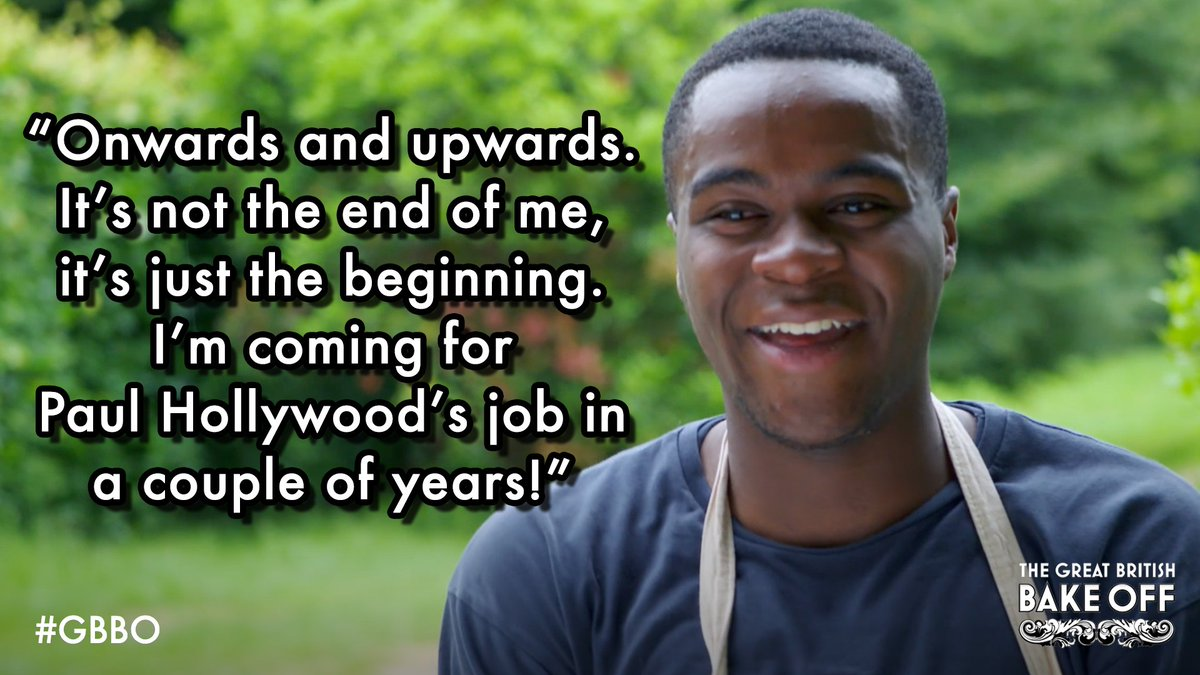 We'll miss you, Liam - you have so much to be proud of! #GBBO https://...