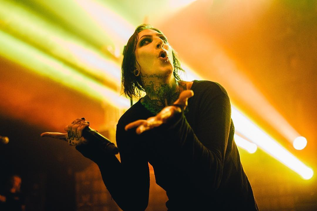 Happy 31st birthday chris motionless