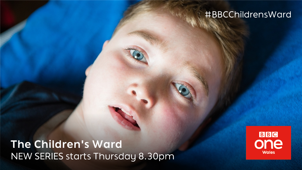 Llew has a heavy cold. Before long he's fighting for his life…  🆕 #BBCChildrensWard 📺 Thursday, 8.30pm on @BBCOne Wales