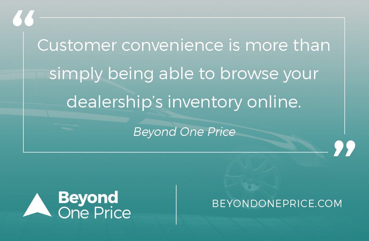 #Transformation is coming to #Automotive #Dealerships.  http:// beyondoneprice.com/new-dealership -mindset-free-guide-from-beyond-one-price/ &nbsp; …  #AutoDealers #CustomerExperience #Sales #OnlineCarBuying<br>http://pic.twitter.com/9hHqfkfmIu