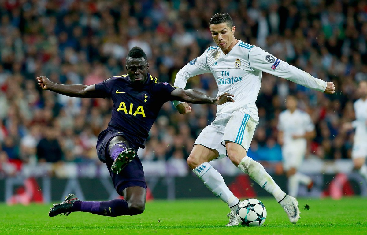 Video: Real Madrid vs Tottenham Hotspur