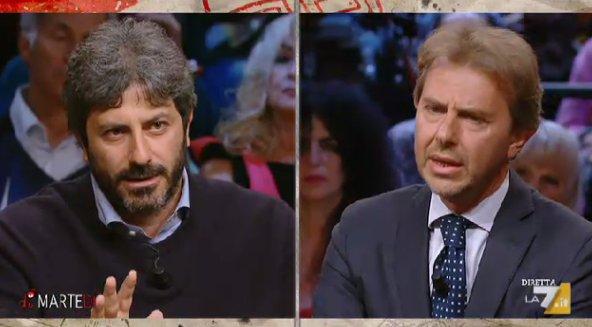 #Giorgino a #Fico: 'M5S ha inserito lead...