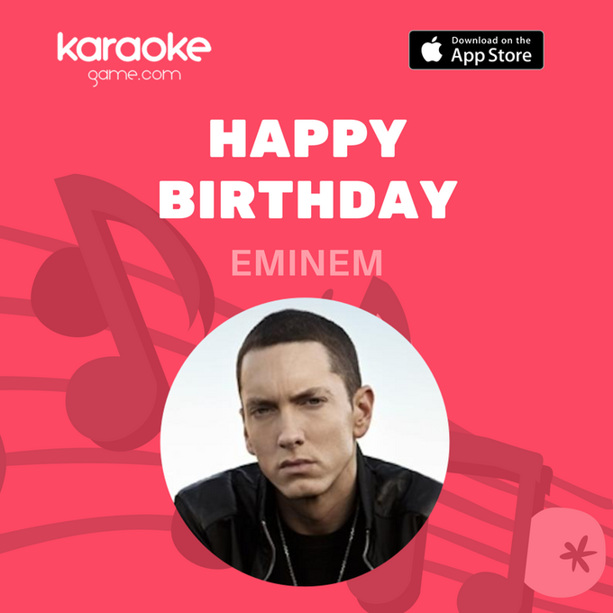 The king of hip hop has birthday today! Happy Birthday