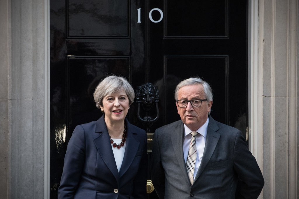 Theresa May and Jean Claude Juncker agree to 'accelerate talks' https://t.co/8VAeWEjDUO
