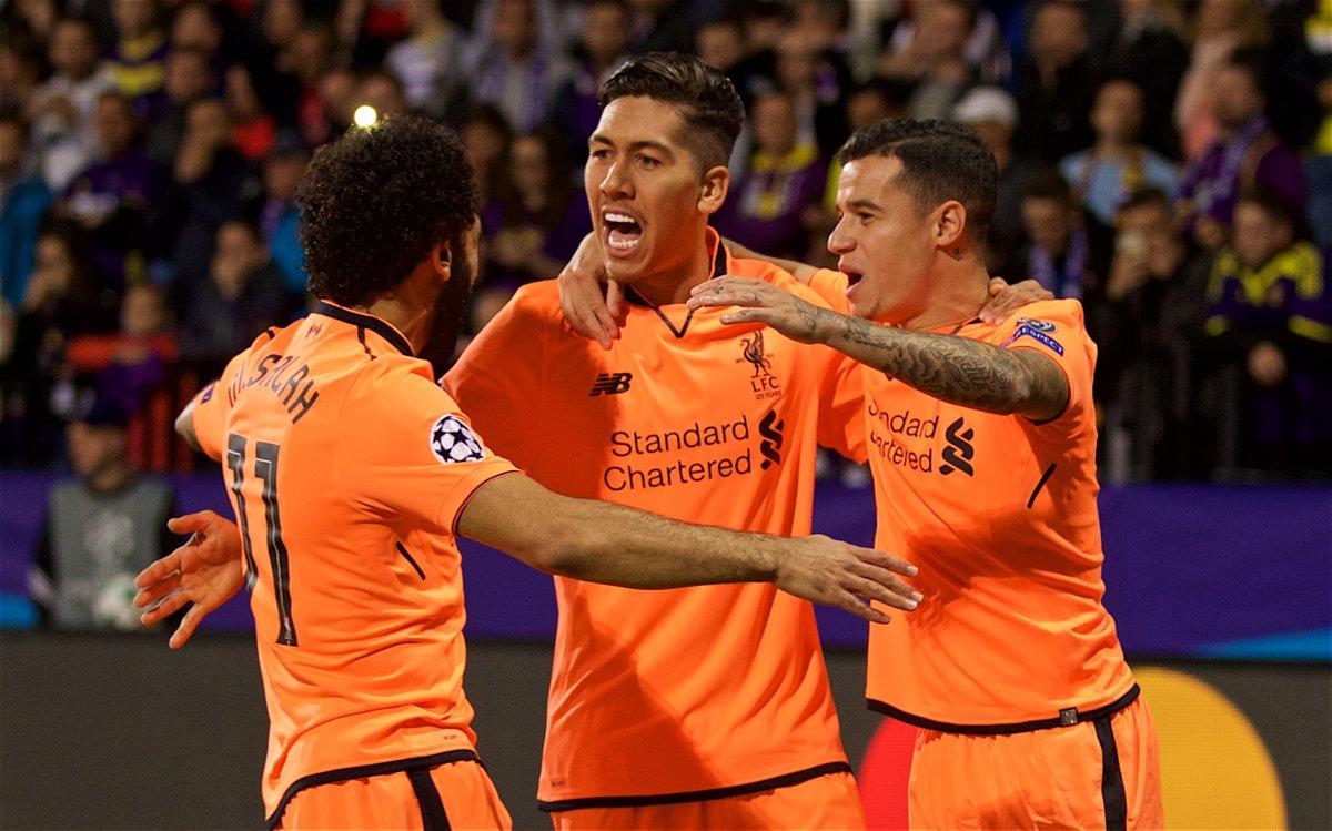 Video: Maribor vs Liverpool