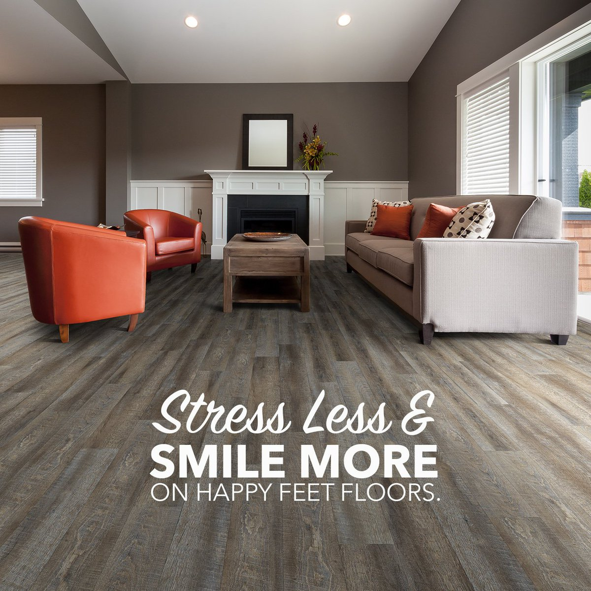 Happy Feet Int On Twitter Stress Less Smile More Contact Happy - Happy feet laminate flooring