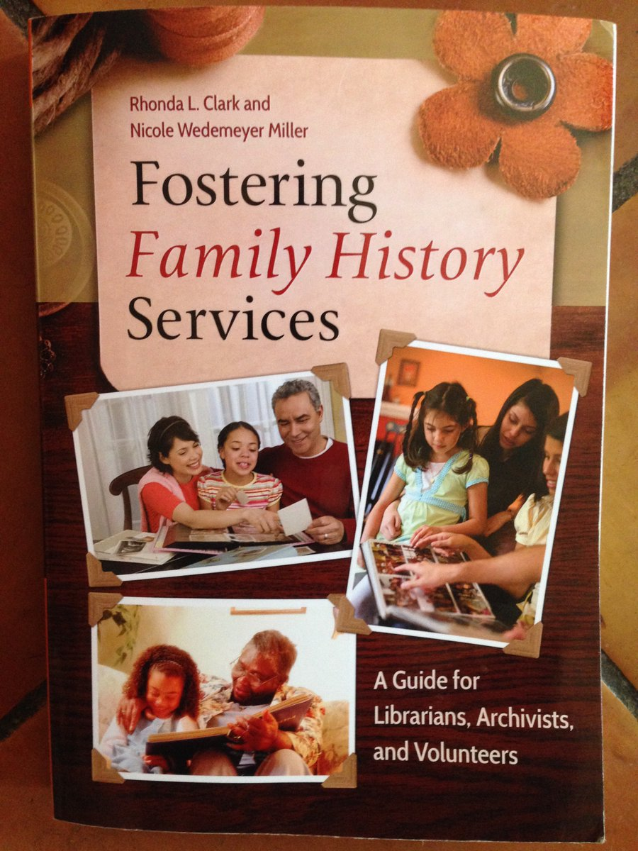 Our book was reviewed in Sept issue of NGSQ!  Ahh! Happy Family History Month! #Genealogy #familyhistory #librarians #libraries<br>http://pic.twitter.com/xSKujPlz2D