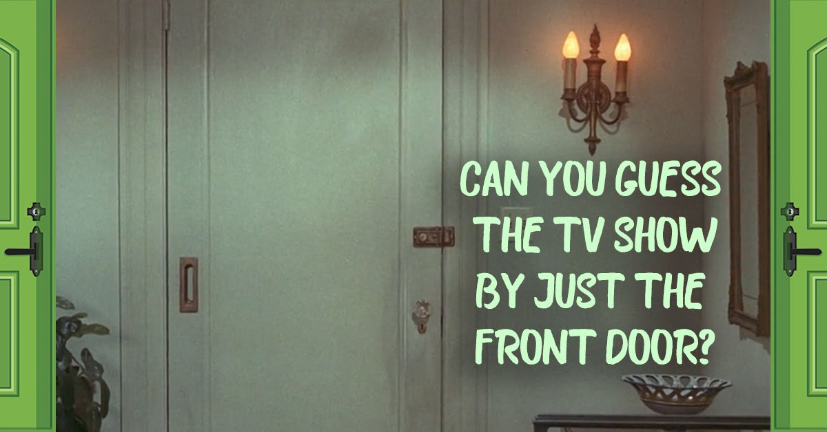 QUIZ: Can you guess the TV show by just the front door?  https://t.co/...