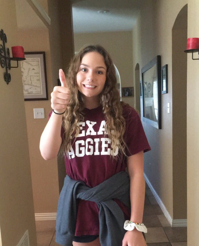 Sorry other schools I&#39;m #taken #committed #gigem<br>http://pic.twitter.com/K90XGkP8Bf