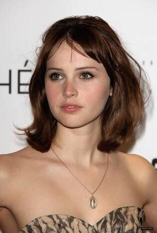 HAPPY BIRTHDAY TO THE LIVING LEGEND THAT IS FELICITY JONES