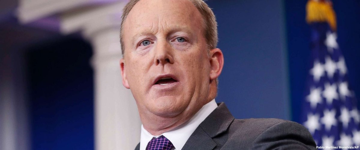 JUST IN: Sean Spicer met with members of special counsel Robert Mueller's staff Monday amid Russia probe, @ABC has learned.