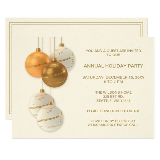 White and Gold Elegant #Corporate #Holiday #Party Card  http://www. mgdezigns.com/white_and_gold _elegant_corporate_holiday_party_card-256924573027255247.html &nbsp; …  #Christmas #holidays #eventprofs #business #office #company<br>http://pic.twitter.com/XA9t0VKrly