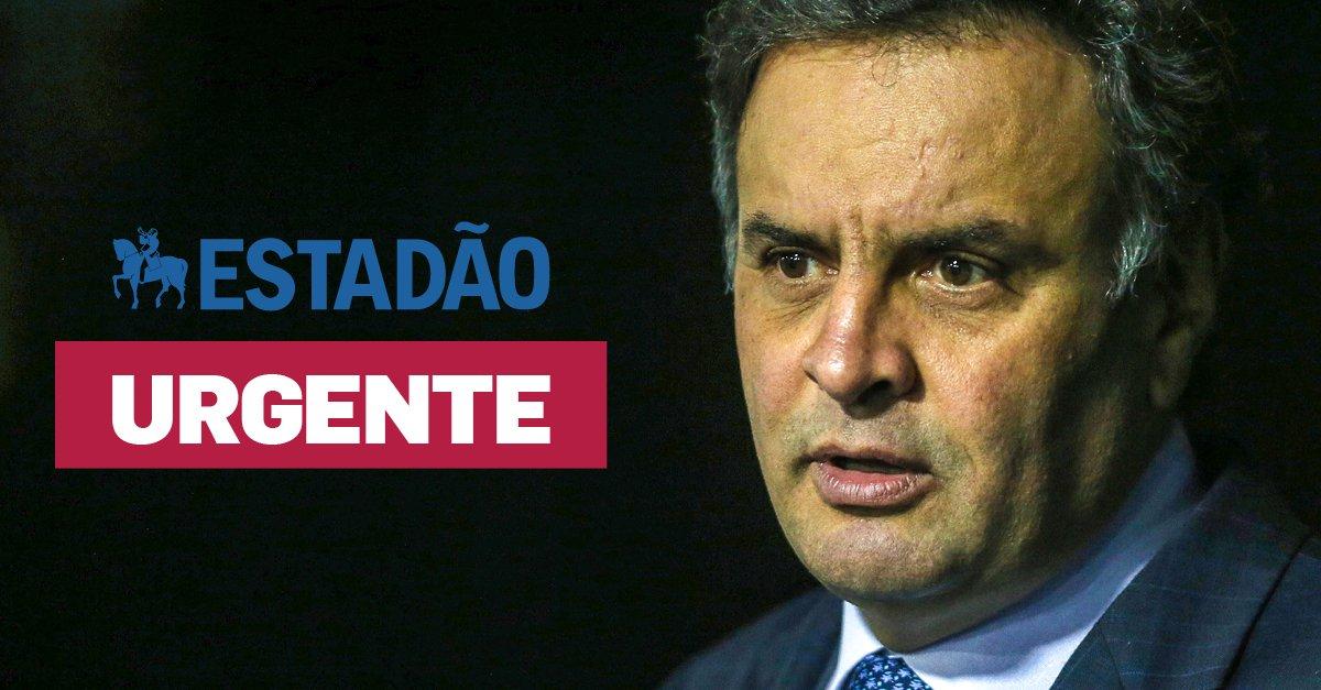 Senado derruba decisão do STF e devolve mandato de Aécio Neves https://t.co/rcb0PUwwpf