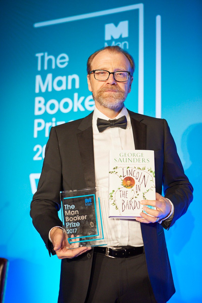 The Man Booker round-up - Life has just changed for George Saunders #M...
