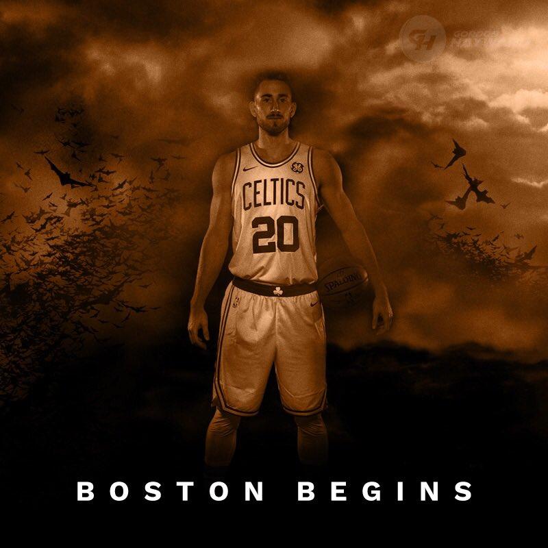 #Celtics ☘️