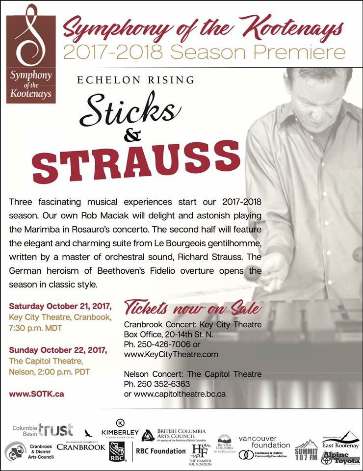 Looking forward to this weekend! #kootenays #orchestra #marimba #percussion #classical #symphony #concerto<br>http://pic.twitter.com/9ngH6iJM8W