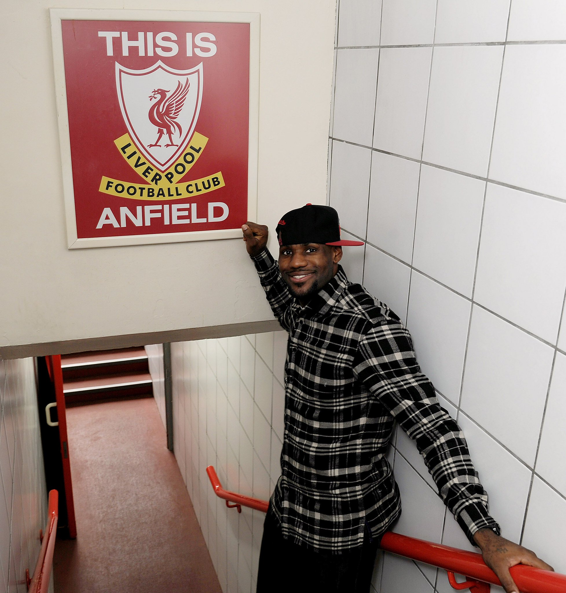 Image result for anfield statium