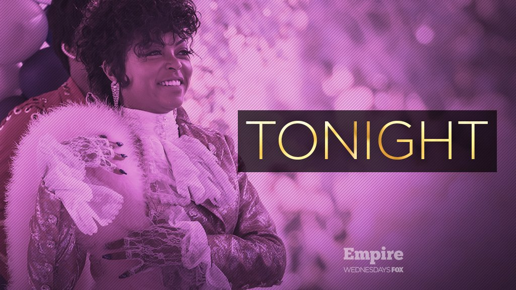 #Empire and Prince. ☔️ It's all going down TONIGHT starting at 8/7c! h...
