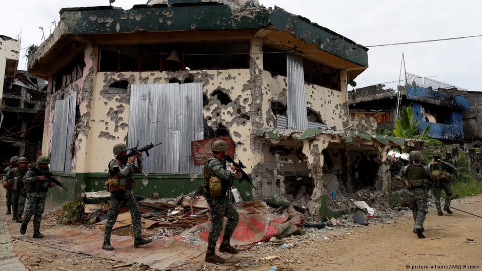 Philippine President #Duterte declares #Marawi 'liberation' from jihadists https://t.co/QBofsOGZMZ