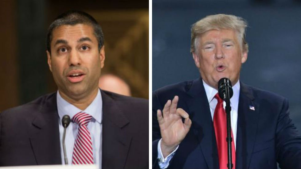 FCC chairman to Trump: No, you can't revoke broadcast licenses over co...
