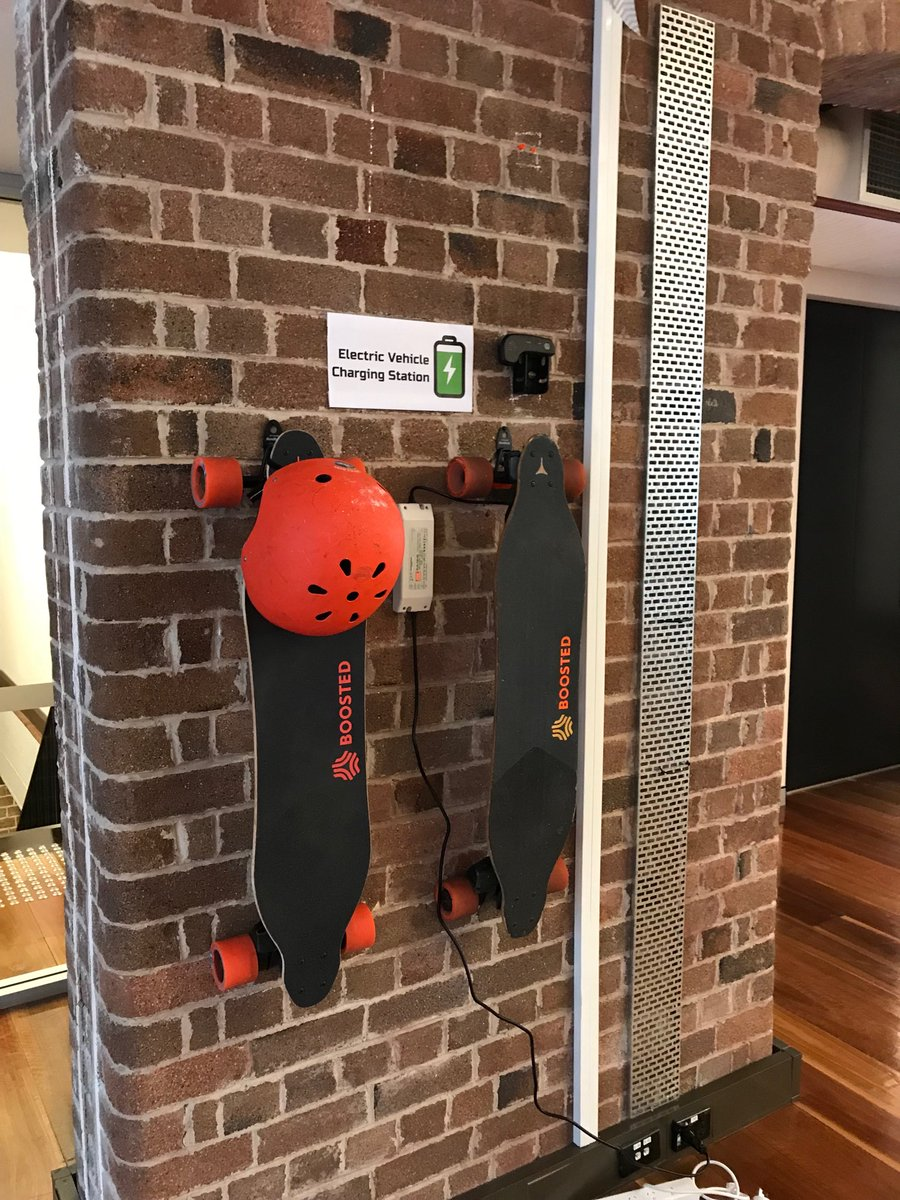@BlueChilliGroup this is our version of a @Tesla charging station! #GreenEnergy #savetheplanet <br>http://pic.twitter.com/3Ma7E1KzaK