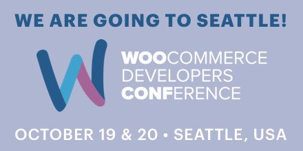 WooConf we are coming! Ci aspetta un lungo viaggio, ma siamo sicuri che ne varrà la pena! #wooconf #woocommerce #seattle #businesstrip https://t.co/iHxDWGH4v3