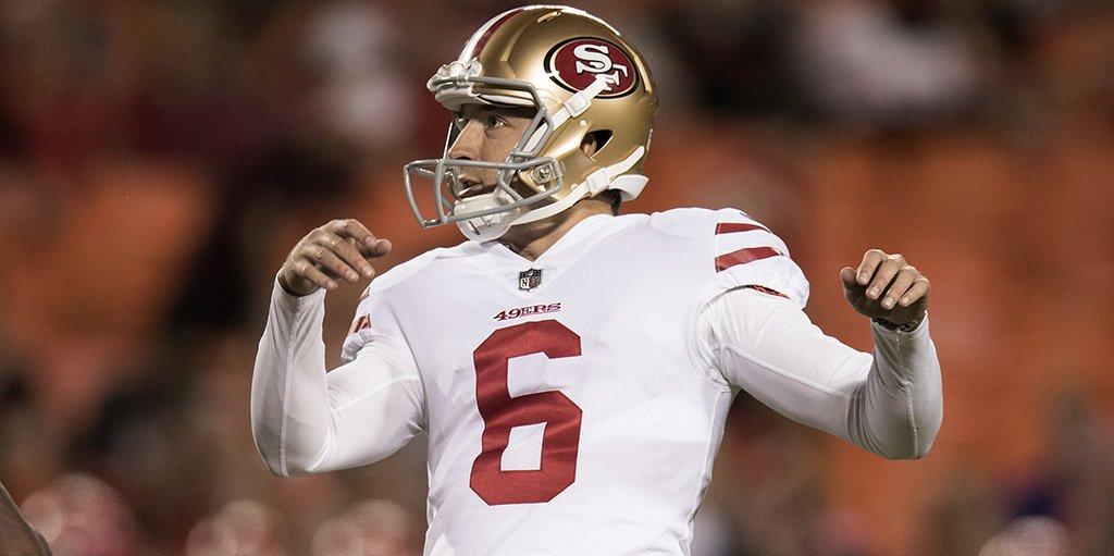 Redskins sign kicker Nick Rose to replace injured Dustin Hopkins https...