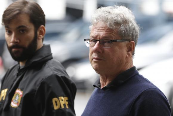 PGR defende prisão de Barata e demais investigados na Operação Ponto Final https://t.co/b6v4ABarf9 📷Tânia Rêgo/Arquivo ABr