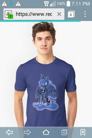 This is the shirt I&#39;m planning on getting. What everyone think?  #Brony #MLP <br>http://pic.twitter.com/ziKHVySm6x