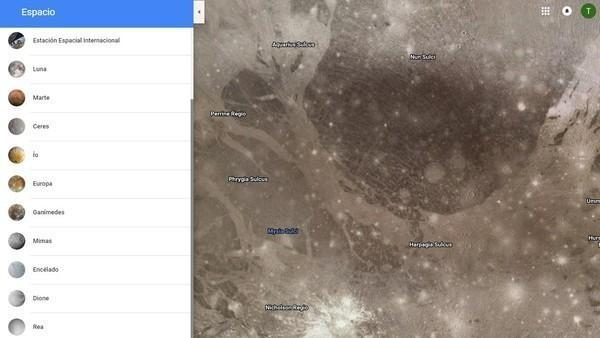 Crece el universo online: Venus y Saturno se suman a Google Maps https://t.co/KhCjrdzOSi