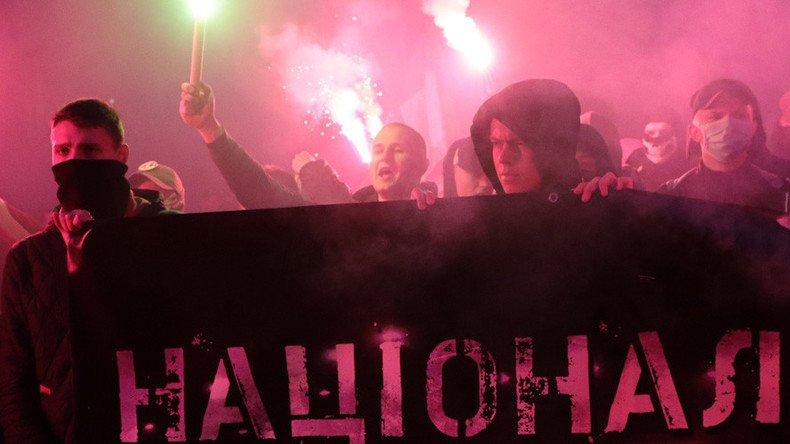 Ukraine has a #Nazi problem and a Western media problem (Op-Ed by @27khv)  https:// on.rt.com/8q1b  &nbsp;  <br>http://pic.twitter.com/HZWdEai1tR