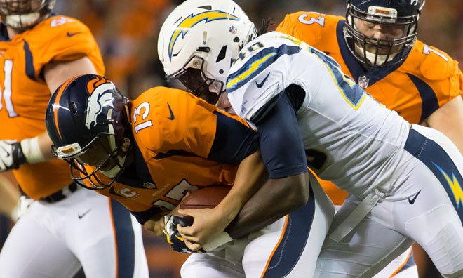We look to make it three in a row Sunday against the Broncos.  SCOUTIN...