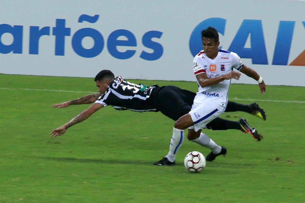 Paraná perde para o Ceará fora de Casa e cai para o 4º lugar na Série B - https://t.co/riQmspTH4P