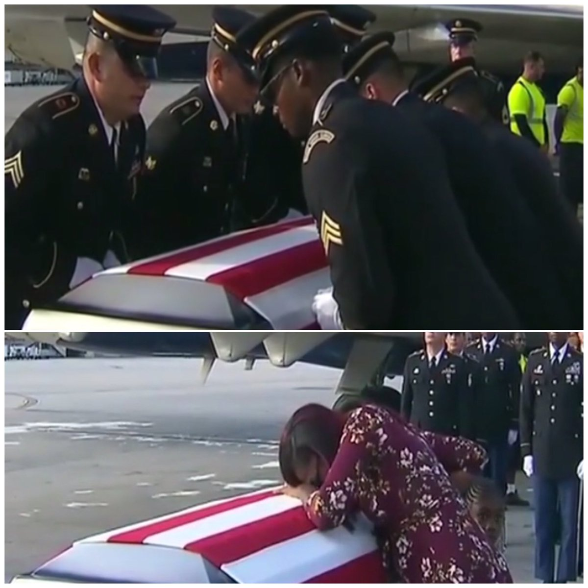 RIP U.S. Army Sgt La David Johnson- killed in action in Niger. This is...