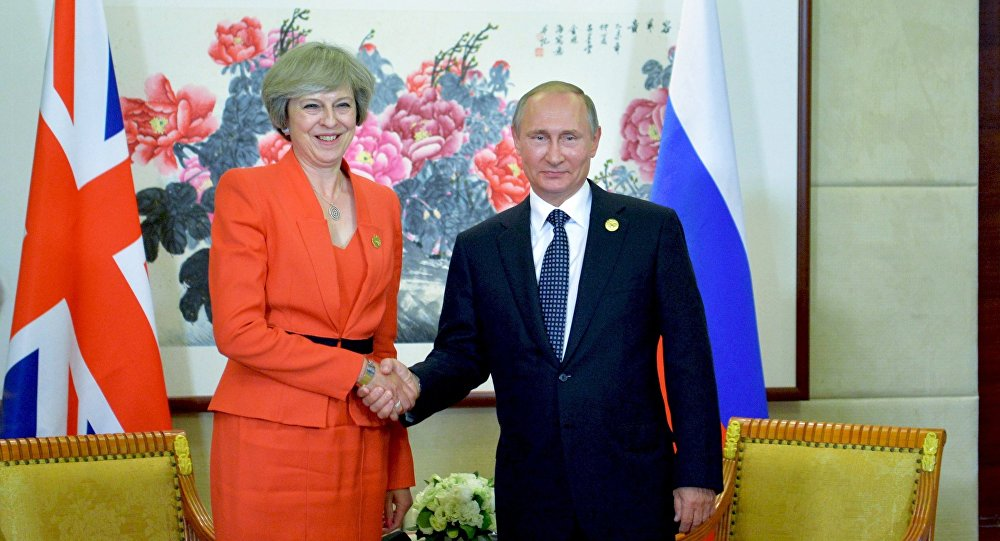 #UKIP member calls for repairing ties with #Russia in open letter to @theresa_may https://t.co/eopwJ0TRqW  #UK
