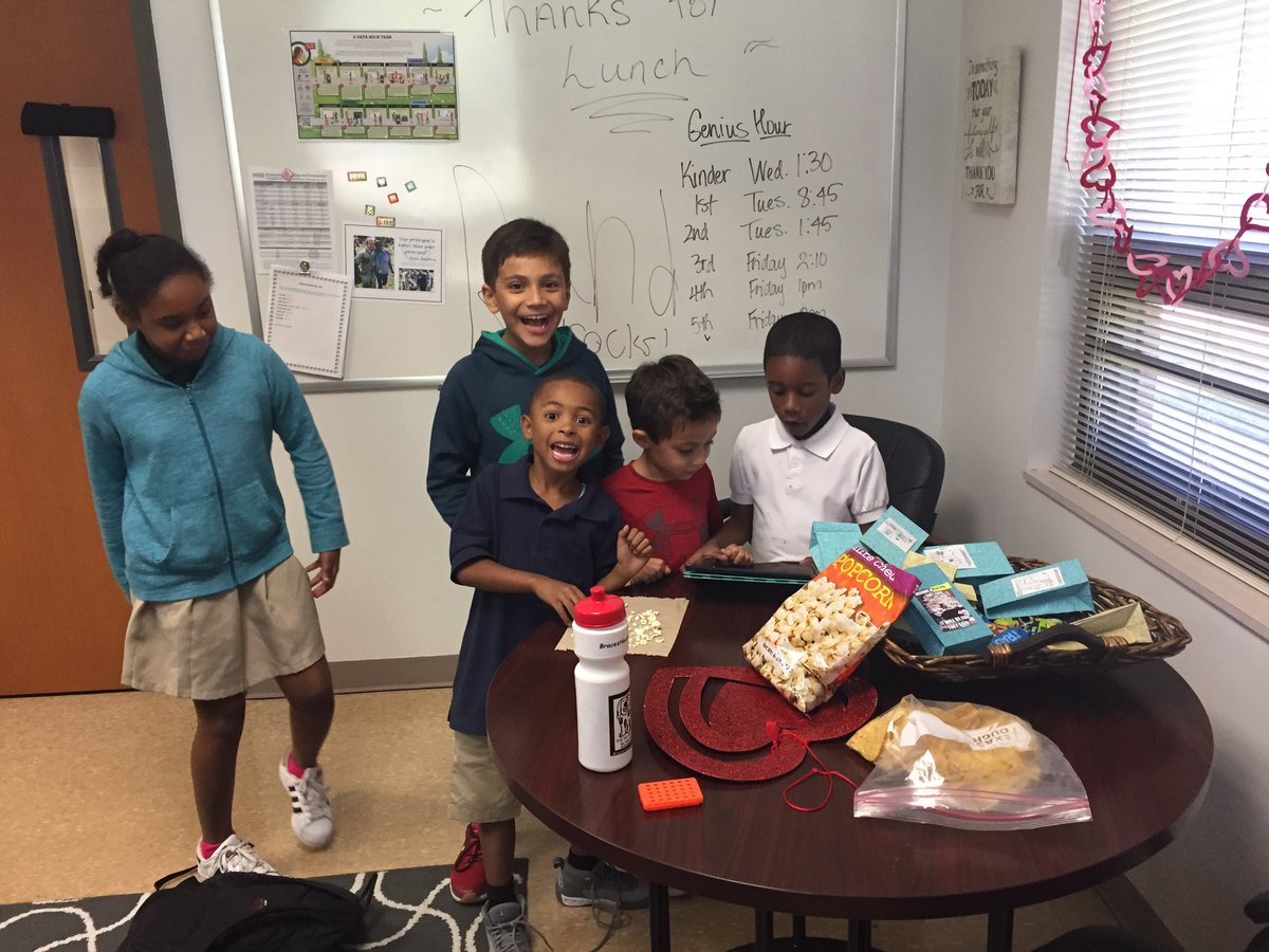 Walked into my office after dismissal and saw this! Eating my snacks and helped themselves to my iPad. Gotta love &#39;em. #comfort #opendoor<br>http://pic.twitter.com/2pGefnUTz6