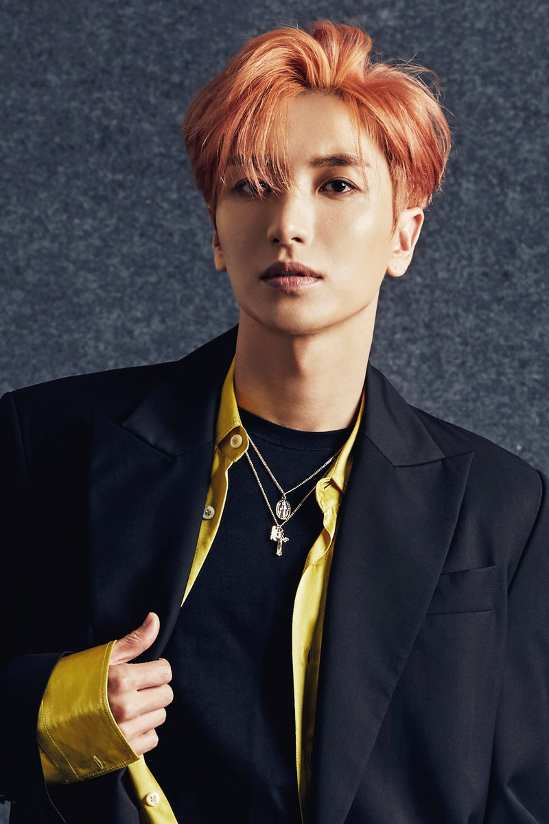 #SUPERJUNIOR 8TH ALBUM '#PLAY' 2017.11.06   #LEETEUK(@special1004) #SIWON(@siwonchoi)