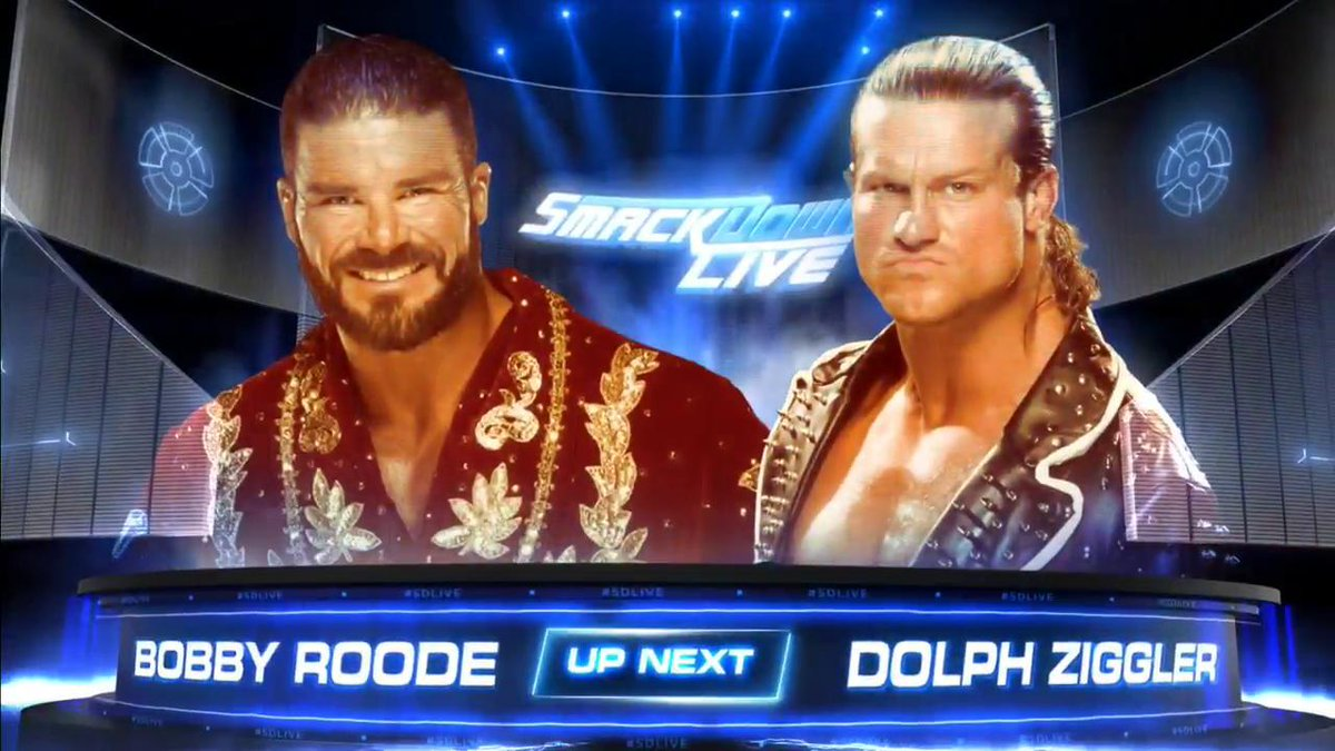 UP NEXT: @REALBobbyRoode looks to prove that he is MORE than an entran...