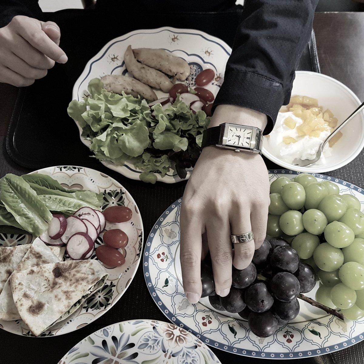 Pione Grape For Breakfast.Have A Nice Da...