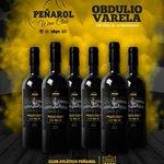 Salió la Edición 19 del #wineclub con un excelente #vino #TriVarietal de #FincaGiacobbe para homenajear al gran #ObdulioVarela @PenarolWine