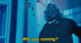 Time for @tylerperry #Boo2 @MadeaHalloween You Scurred? TTPromoboo via...