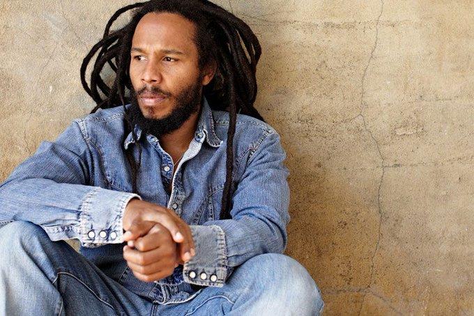 Happy Birthday Ziggy Marley -