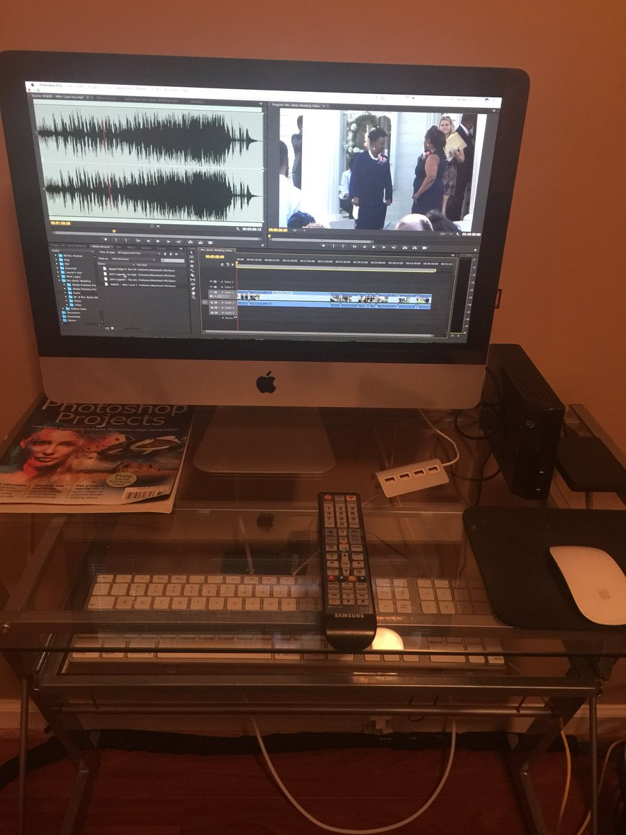 Bobby Hill On Twitter Another Night Of Editing Let S Make Your Wedding Video Something To Remember Bchill Editor Filmmaker Https T Co Bwiqo9otda