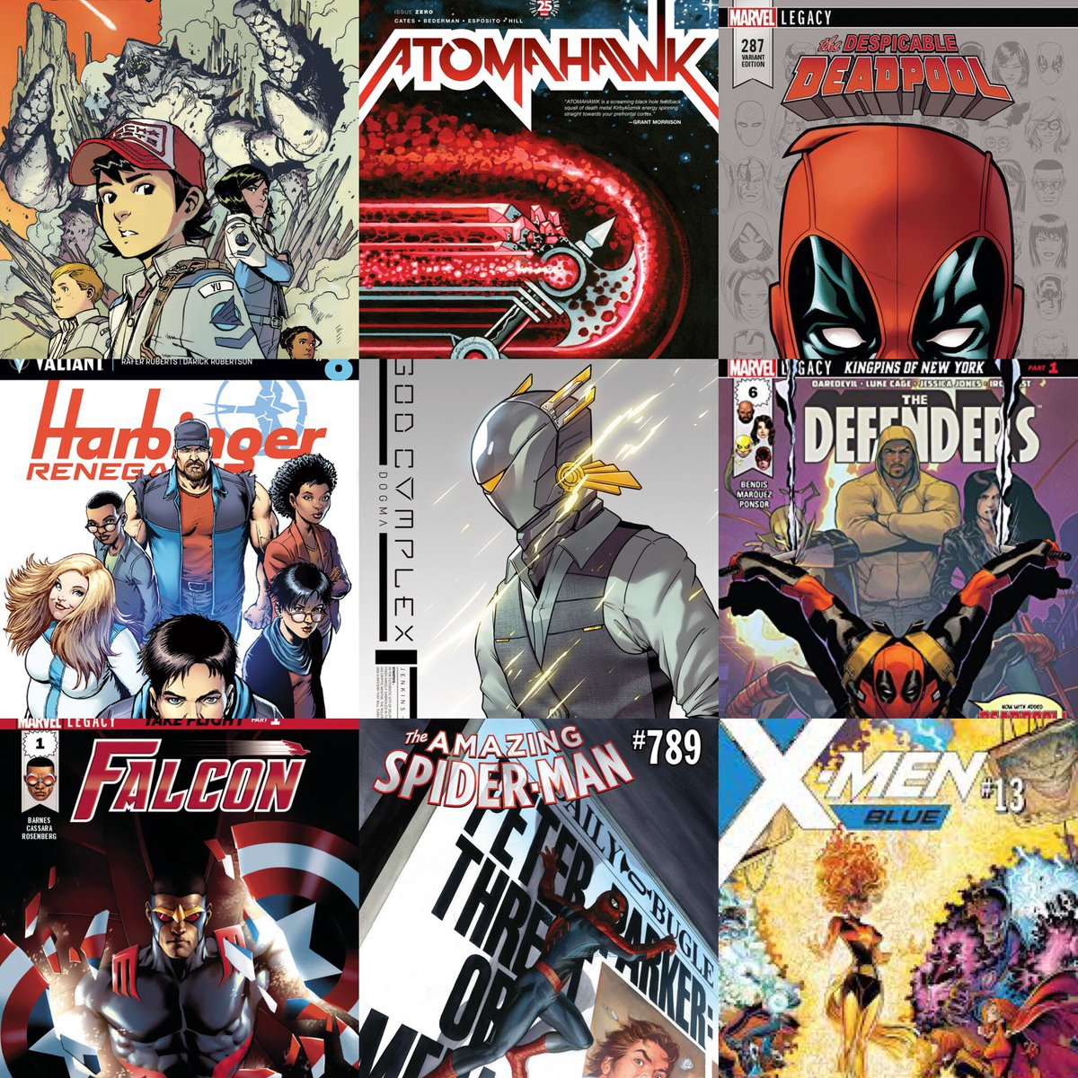 ICYMI: We reviewed the latest #MarvelLegacy and Creator Owned #comics  http:// traffic.libsyn.com/nationofnerds/ ZOOM0011_Tr2.mp3 &nbsp; … <br>http://pic.twitter.com/hscxJPrdQI
