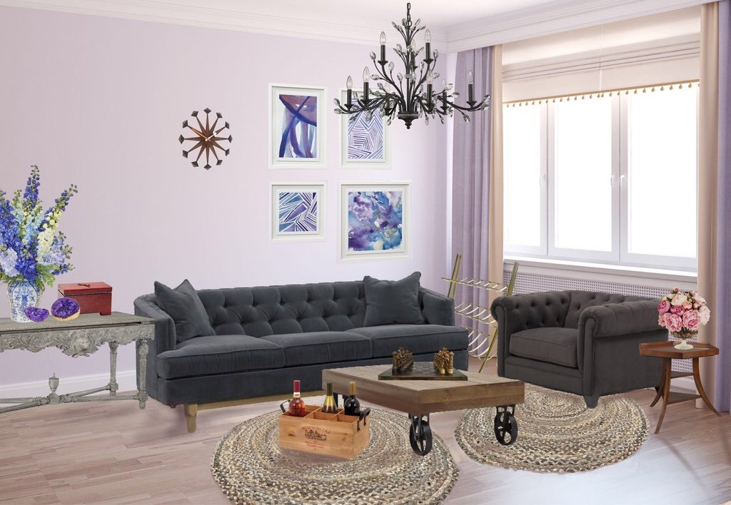 Pastel colors are easy on the and have the ability to transform any room into a bright space!  #AugmentedReality #DecorMatters #MobileApp <br>http://pic.twitter.com/IHpgikrXGo