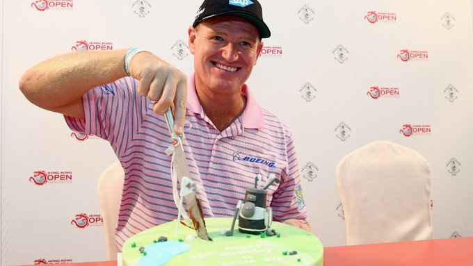 GolfChannel: 48 years young!  Happy birthday to the one and only, TheBig_Easy: