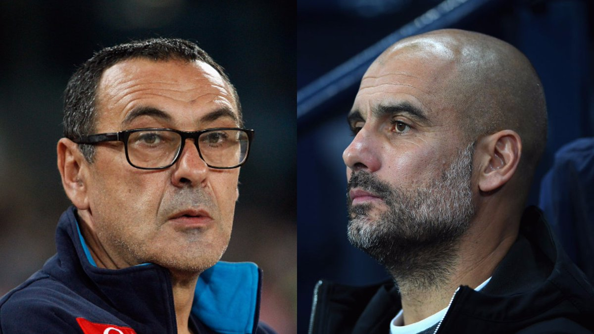 'We beat an incredible team'  Pep Guardiola and Maurizio Sarri praised each other after @ManCity edged @sscnapoli >> https://t.co/bPxOzRlXPn