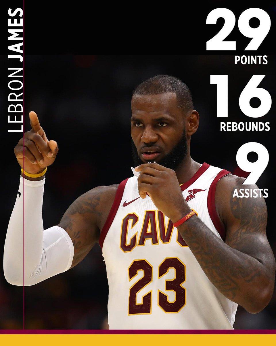New season. Same LeBron.