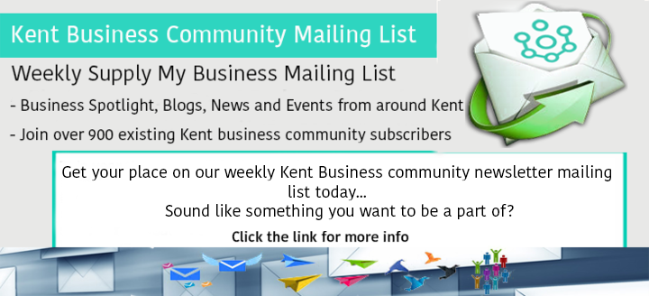 Get your place on our weekly mailing list! Blogs, News &amp; more.. #Newsletter #BusinessNews #KentBusiness  https:// supplymybusiness.co.uk/newsletter  &nbsp;   @vanillaweb<br>http://pic.twitter.com/MIg6BC5duh